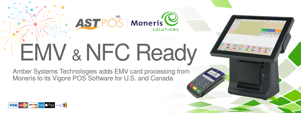 EMV ready POS integrated Linux solution out of the box