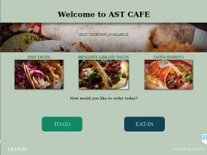 Self-Ordering Kiosk Theme 1.5